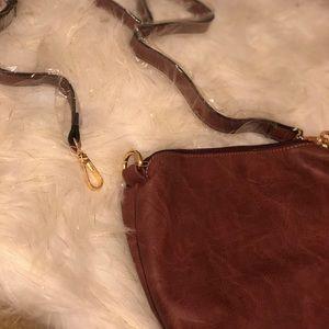 Violet Handbag